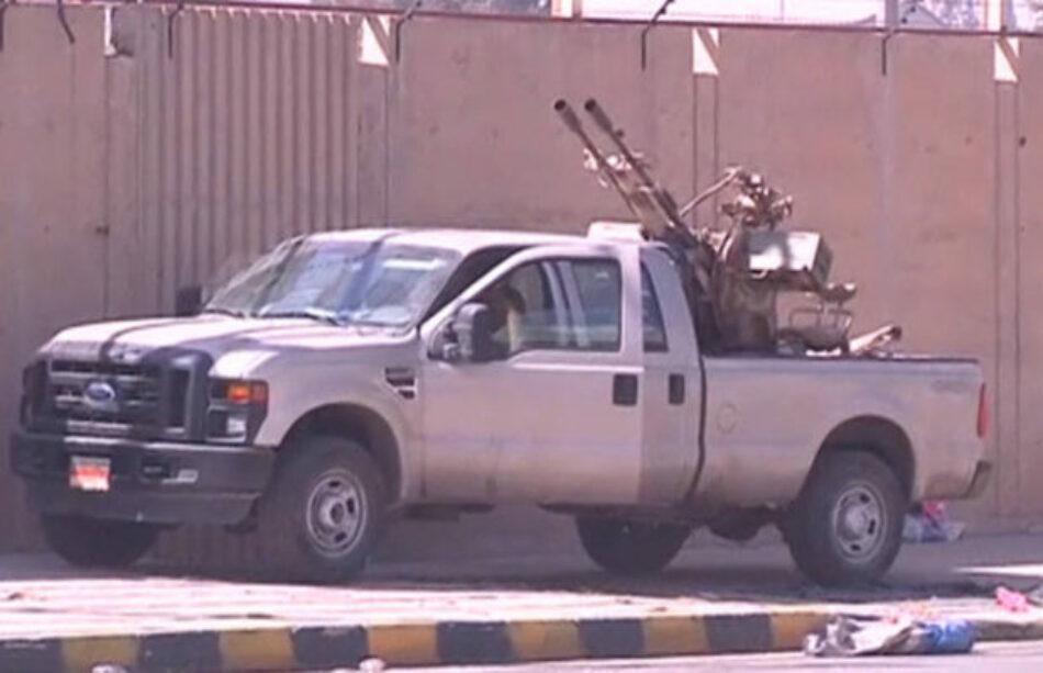 Yemen. Importante ataque de la resistencia yemení tras ataque con misiles hutíes en aeropuerto saudí