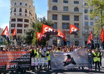 El Tribunal Supremo condena a Servicarne a indemnizar a CNT por vulnerar su derecho a la libertad sindical