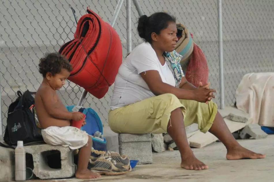 Colombia: el país con más desplazados del mundo