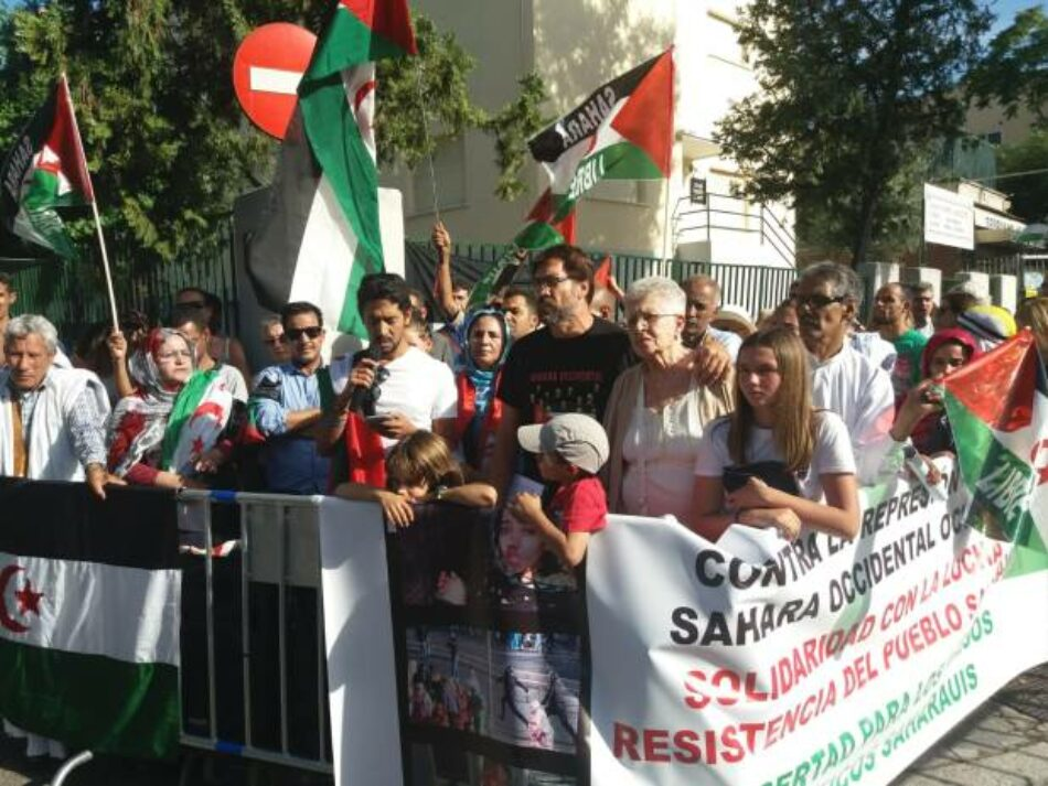 Javier Bardem: «España no puede estar con Marruecos, que viola los Derechos Humanos»