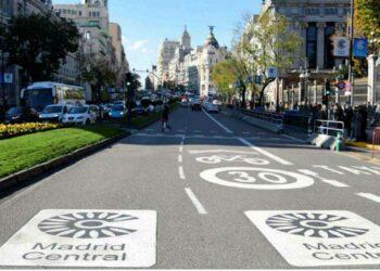 El ecologismo europeo pide a la Comisión dureza con España si revierte Madrid Central