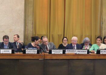 Venezuela consolida su liderazgo en la Conferencia de Desarme de la ONU