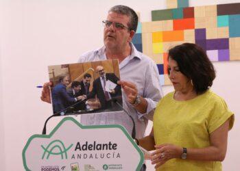 """Adelante Andalucía presentará enmienda a los presupuestos para """"paliar"""" unas cuentas """"secuestradas por la extrema derecha"""" y que """"perjudican a Sevilla"""""""