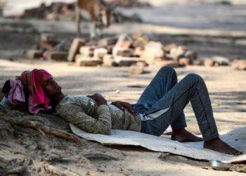 Las autoridades indias en alerta ante la oleada de altas temperaturas