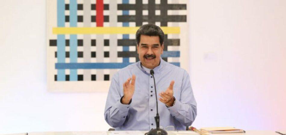Presidente Maduro agradece a Roger Waters su solidaridad con Venezuela