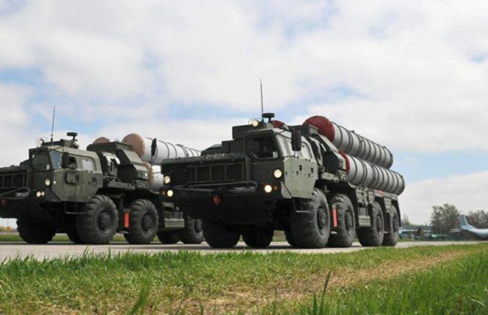 Resolución del Congreso de EEUU pide sanciones contra Turquía por la adquisición de los S-400 rusos