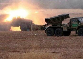 Ejército sirio lanza ataque para tomar la colina de Tal Malah