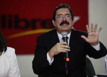 Mel Zelaya exhorta al pueblo hondureño a mantenerse movilizados y responsabiliza a los militares por cualquier agresión