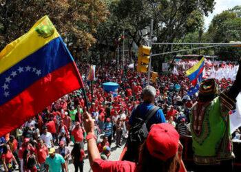 Venezuela. PSUV convoca movilización el sábado 8 de junio para defender los CLAP de la amenaza imperial