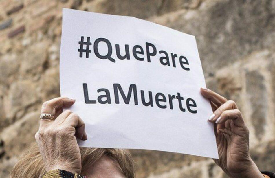 Colombia: Dos integrantes de la guardia campesina asesinados en Corinto