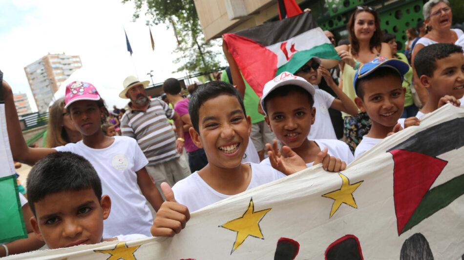 Vacaciones en Paz permitirá la acogida de 4028 niños y niñas saharauis este verano