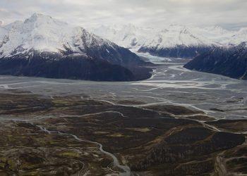 El permafrost en el Ártico se derrite 70 años antes de lo esperado
