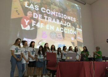 Fridays For Future En Acción recibe el premio «Hierbabuena» de Ecologistas en Acción de Almería
