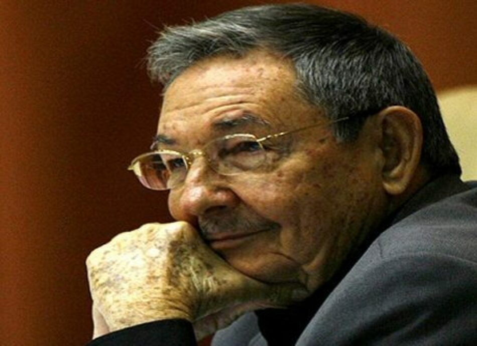 Cuba. Raúl Castro: «No renunciaremos a ninguno de nuestros principios»