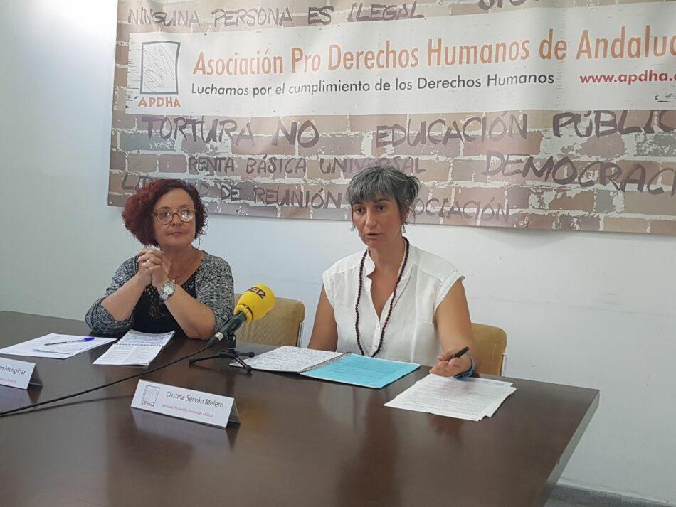 APDHA alerta de la vulneración de derechos fundamentales en el juicio al Procés