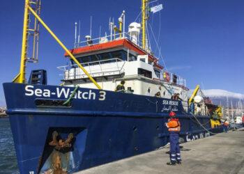 ACNUR llama a Europa a permitir el desembarco de los pasajeros del SeaWatch