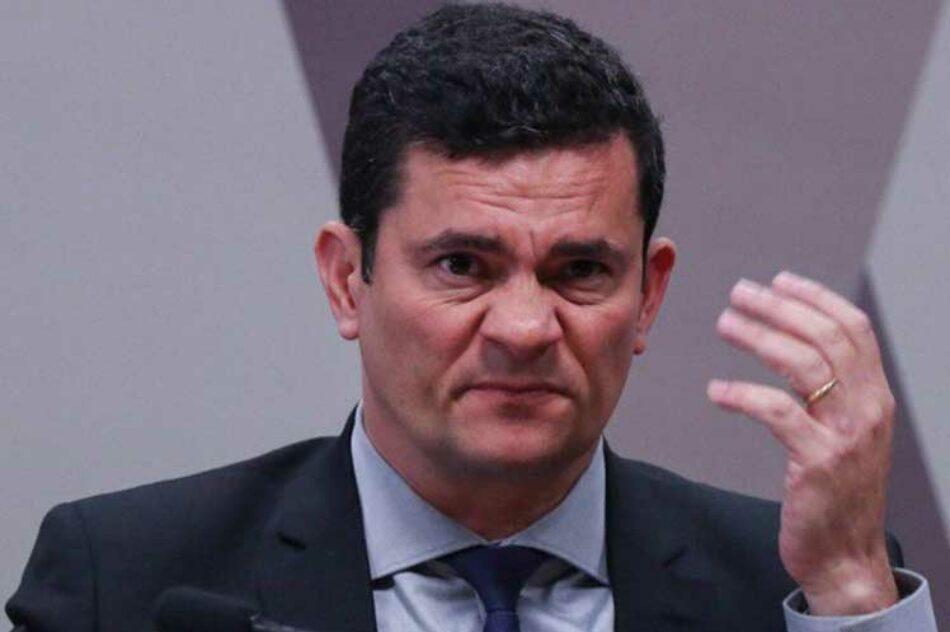Exjuez Moro mintió ante el Senado y la nación, denuncia PT-Brasil