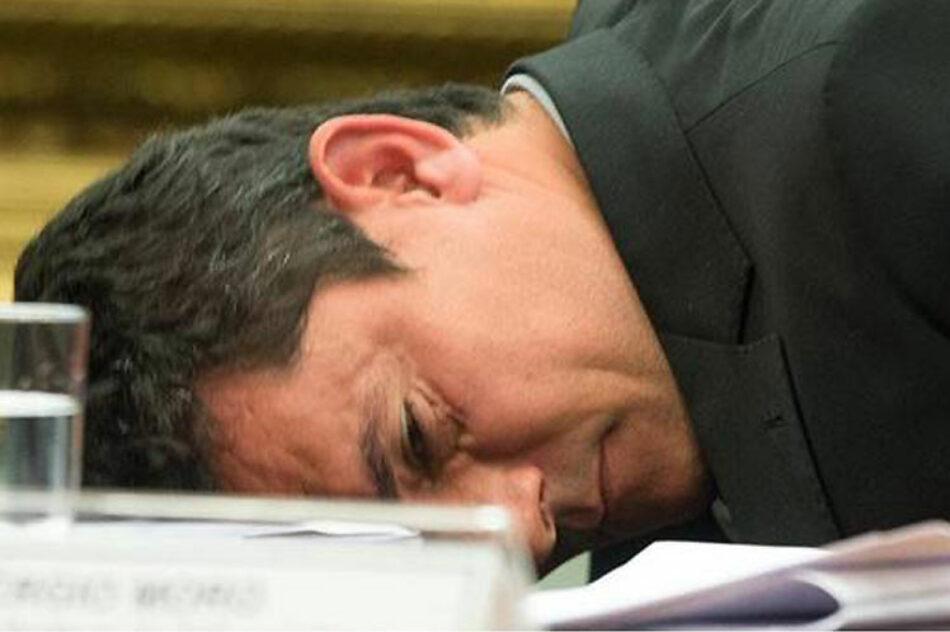 A la luz conversaciones de exjuez Moro para incriminar a Lula