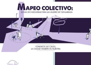 """Informe mapeo colectivo Manada Fuenlabrada: """"tomemos las calles la ciudad también es nuestra"""""""