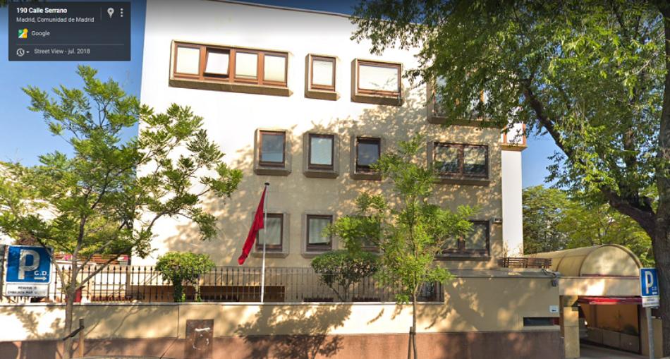 CEAS-Sahara y FEMAS convocan concentración frente a la Embajada de Marruecos el 20 de junio
