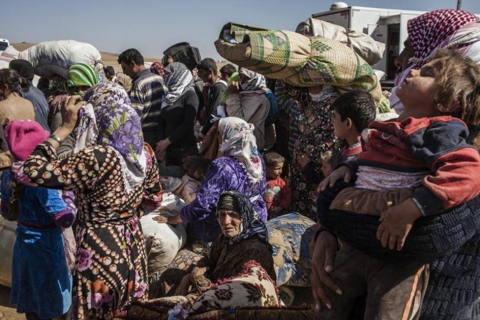 """Tres años después del acuerdo de """"externalización"""" de refugiados de la UE a Turquía, cifras para la reflexión"""
