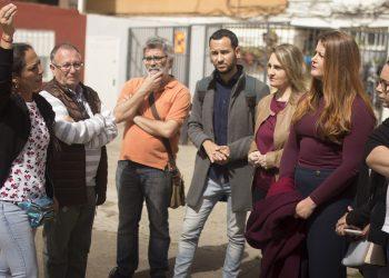 """Adelante exige a Espadas que """"tome buena nota"""" ante la nueva """"bofetada de realidad"""" que supone seguir teniendo en Sevilla los barrios más pobres del país"""