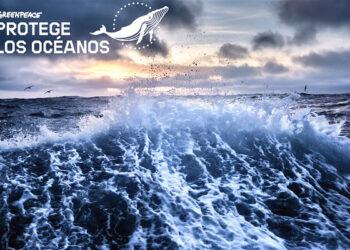 Greenpeace reunirá a más de 100 personalidades del mundo de la cultura en un evento para pedir la protección de los océanos