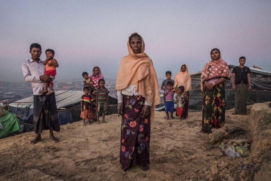 El desplazamiento global supera los 70 millones de personas y el Alto Comisionado de la ONU para los Refugiados pide más solidaridad