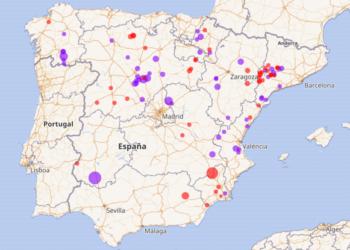 España supera el techo de emisiones de amoniaco permitido por la UE, sobre todo debido a la ganadería industrial