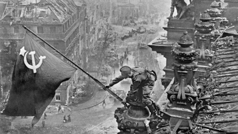 La URSS fue quien ganó la Segunda Guerra Mundial