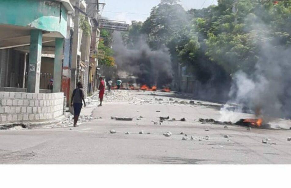 Estalla nuevamente la rebelión popular en Haití