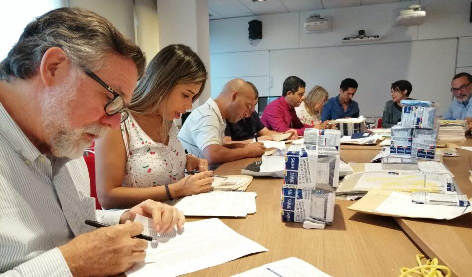 Consulados de Venezuela en España entregan casi 3 mil pasaportes y prórrogas