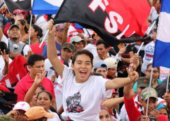 FSNL, gigantesca demostración de fuerza y apoyo popular