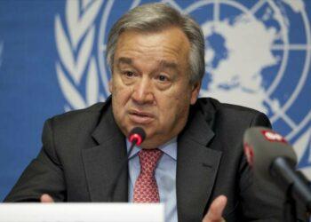 """Guterres insta a evitar """"escalada de tensión"""" en estrecho de Ormuz"""