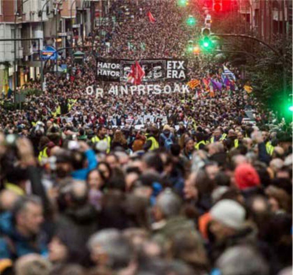 Euskal Herria. Informe sobre la situación de las y los presos políticos vascos