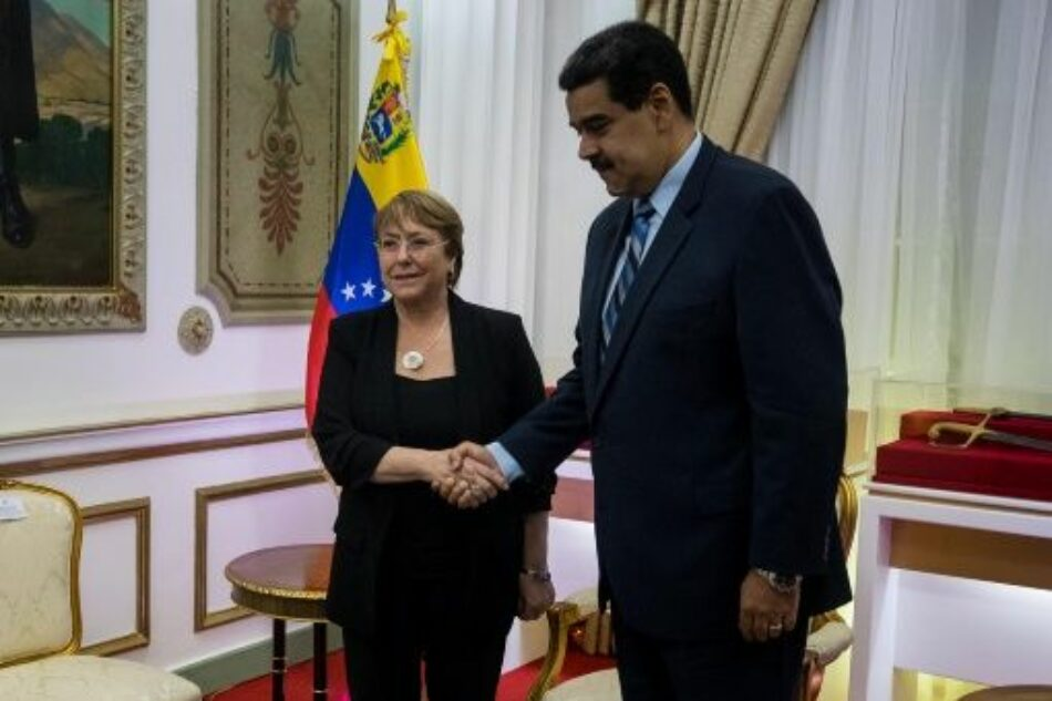 Presidente Maduro anuncia envío de protesta formal contra informe de ONU