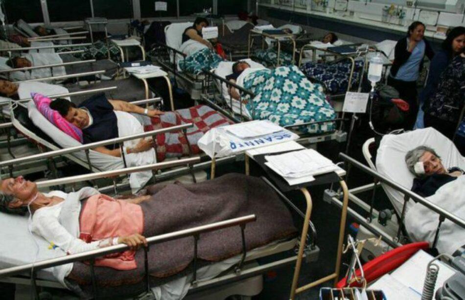 """Chile. Profesionales de la Salud: """"Hay un desmantelamiento del sistema público en beneficio del privado"""""""