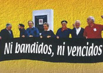 Presentación de la Campaña para solicitar el nombramiento de «Hijos predilectos A los Guerrilleros y Resistentes antifascistas asturianos: Vicente García Riestra, Felipe Matarranz, Comandante Robert y Cristino García»