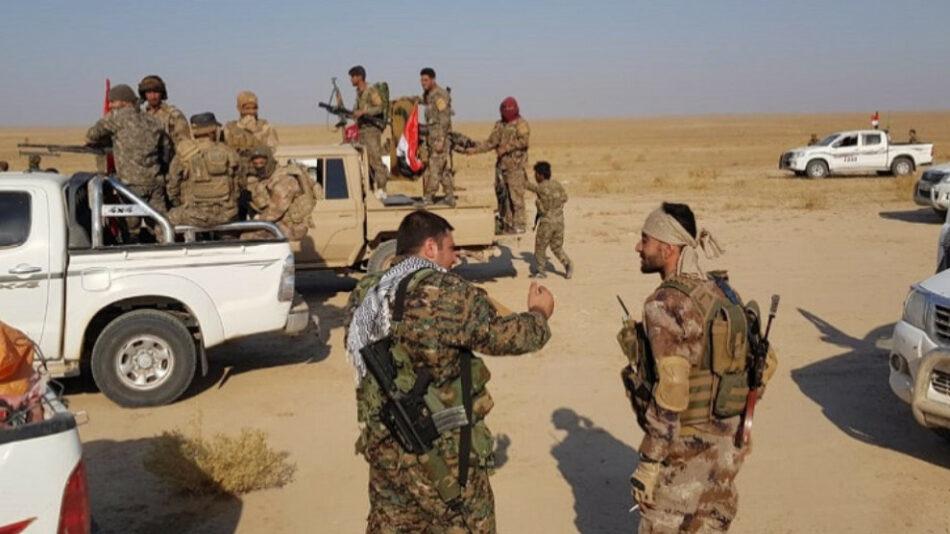 Se cierran las operaciones contra el ISIS