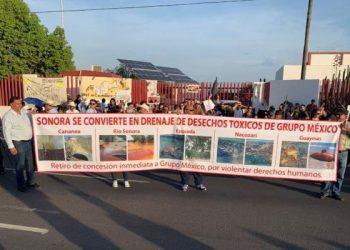 México. Organizaciones civiles y Procuraduría ambiental alzan la voz contra consorcio minero por derrame tóxico
