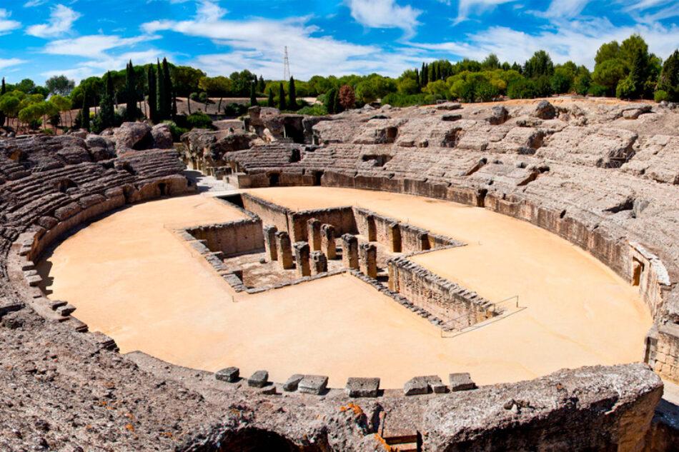 La Junta de Andalucía destina una mínima inversión para el conjunto arqueológico de Italica y nada para el monasterio San Isidoro del Campo. Peligra su designación como Patrimonio de la Humanidad