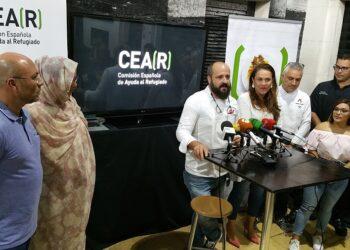 """CEAR Canarias y el Mercado del Puerto se unen para celebrar """"Acoge un Plato"""""""