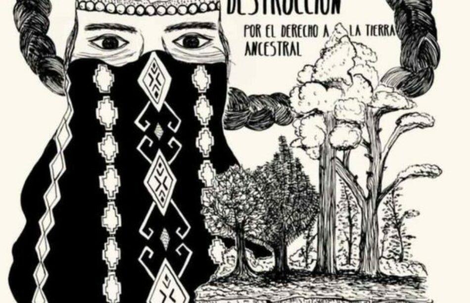 """Nación Mapuche. """"Denunciamos a la empresa Noruega STATKRAFT y al Estado chileno por la profanación y usurpación de nuestros Eltuwe (cementerio)"""""""