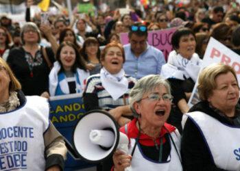 Chile. El paro de docentes entra en su sexta semana, ¿qué piden los profesores?