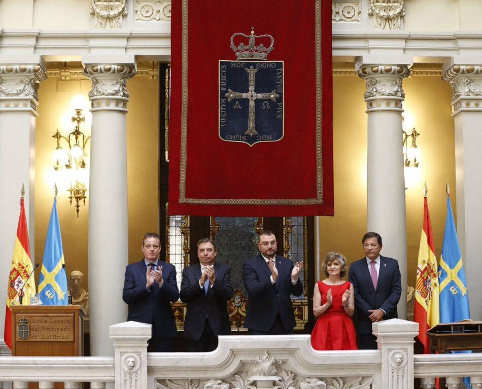 Organizaciones ecologistas asturianas critican la ausencia de una Consejería de Medio Ambiente en el nuevo gobierno autonómico