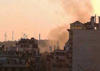 Terroristas bombardean ciudad siria de Alepo y matan a siete civiles