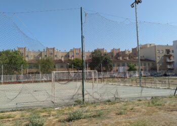"""Adelante denuncia que el Centro Deportivo Bermejales II """"sigue abandonado"""" y reclama las mejoras prometidas"""