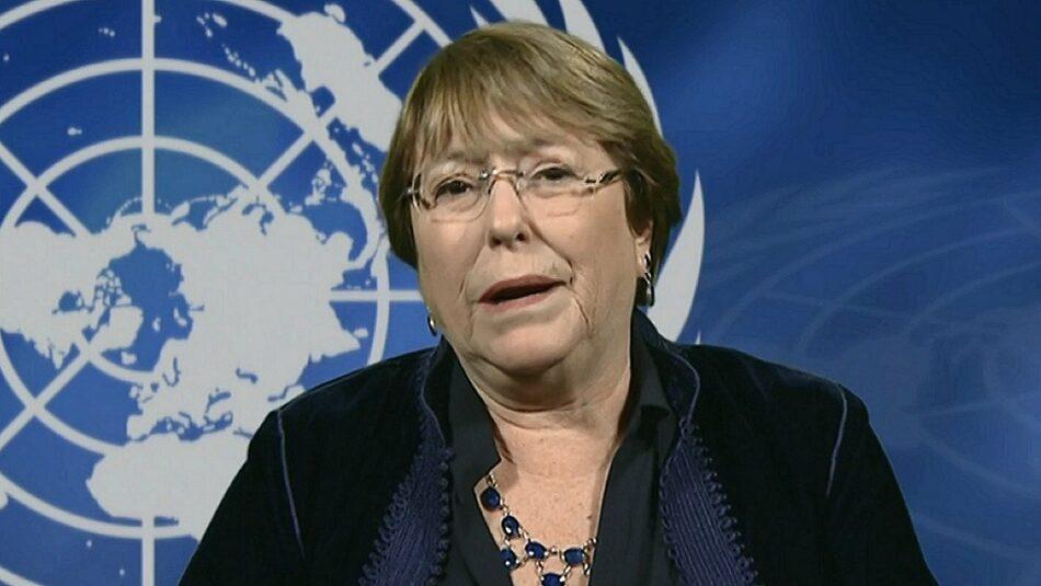 Michelle Bachelet: una agente del Imperio