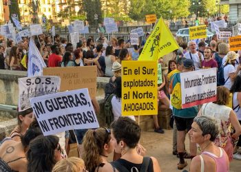 Granada acoge la Caravana Internacional Abriendo Fronteras 2019