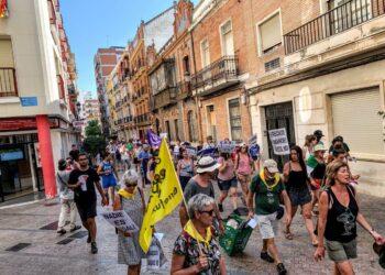 La Caravana Abriendo Fronteras recorre Huelva en solidaridad con las temporeras marroquíes